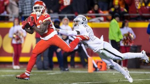 Rookie RB/WR Hybrid - 8-plus touchdowns