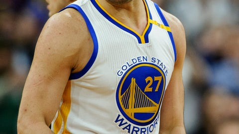 Zaza Pachulia, Warriors