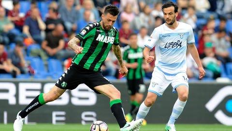 Defender: Francesco Acerbi - Sassuolo