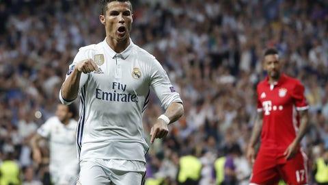Cristiano Ronaldo, Real Madrid – €112.4 million