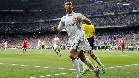Real Madrid: Ronaldo