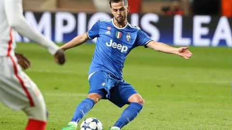 MF: Miralem Pjanic, Juventus