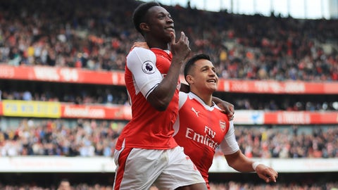 Once again, if only Danny Welbeck could stay healthy