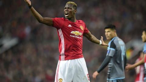 Paul Pogba, Manchester United – €134.3 million