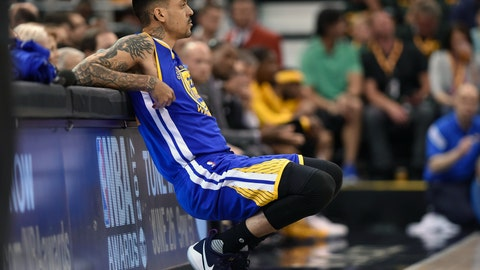 Matt Barnes, Warriors