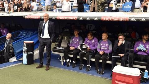 Zinedine Zidane is a wizard