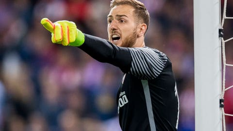GK: Jan Oblak - Atletico Madrid