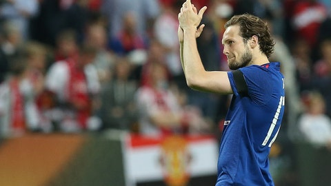 Daley Blind continues to get the job done