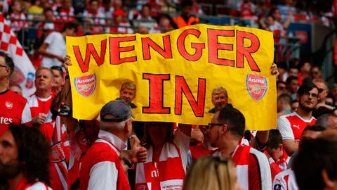 What does this mean for Arsene Wenger?