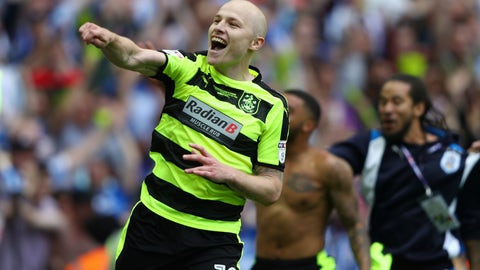 ↑ Promoted: Huddersfield Town