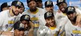 Warriors still can celebrate the greatest postseason run in NBA history