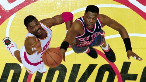 1994 Houston Rockets (58-24, 15-8)