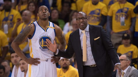 Most likely to run the world one day: Andre Iguodala