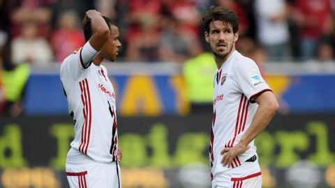 ↓ Relegated: Ingolstadt 04