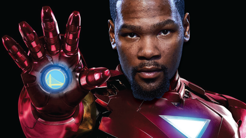 Kevin Durant: Iron Man