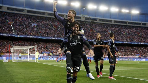 CB: Sergio Ramos, Real Madrid