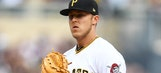 Pirates' Jameson Taillon looks sharp in first rehab start since cancer surgery
