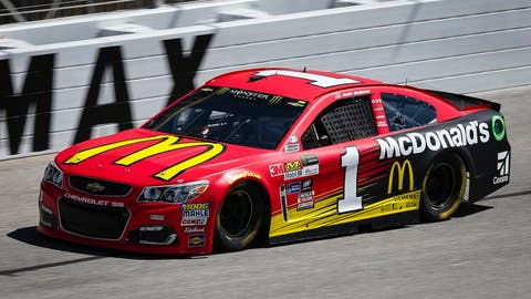 Jamie McMurray, 318