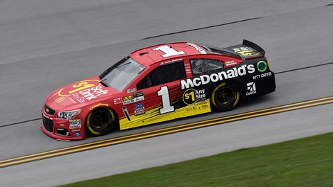Jamie McMurray, 1