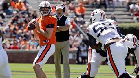 Auburn: Jarrett Stidham is its best QB since Cam Newton