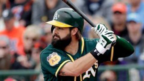 "Jaff Decker (Athletics): Sublime ""Doin' Time"""