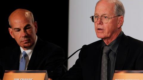 Jim France, Landmark Award Winner