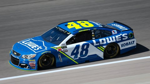 Jimmie Johnson, 323 (10 playoff points)