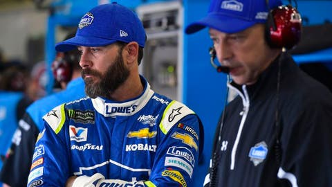 Working with same crew chief