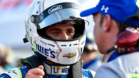 Jimmie Johnson, 359 (10 playoff points)