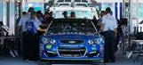 Earnhardt Jr., Johnson among 11 who fail qualifying tech at Kansas