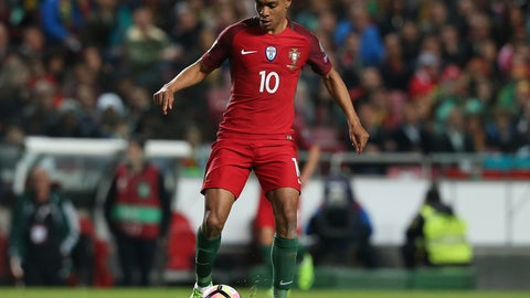 Star midfielder Joao Mario will miss Confederations Cup