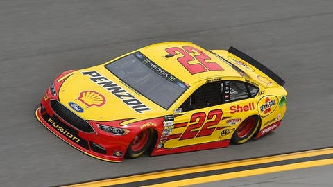 Joey Logano, 318 (1 playoff point)