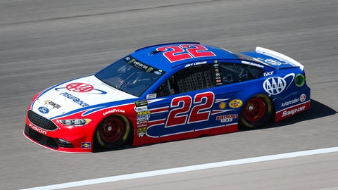 Joey Logano, 320 (1 playoff point)