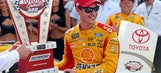 NASCAR community reacts to Joey Logano's win on a hot Sunday in Richmond