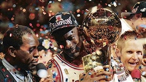 Chicago Bulls - 6 NBA Championships