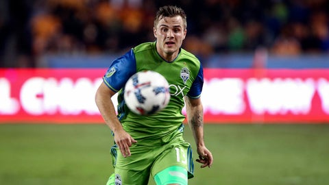Jordan Morris (Seattle Sounders)
