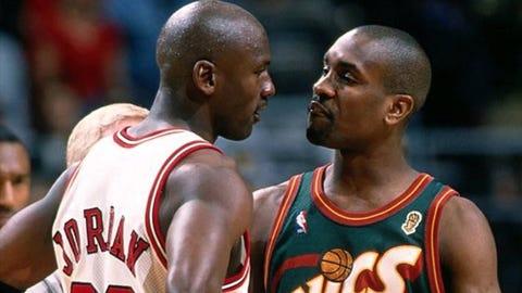 1996 Chicago Bulls (72-10, 15-3)