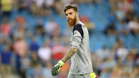 GK: Jose Sa — FC Porto