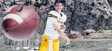 Why Wyoming QB Josh Allen is poised to be the top pick in the 2018 NFL Draft