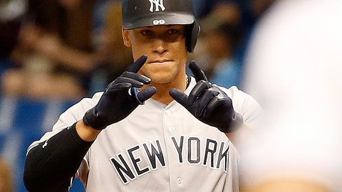Aaron Judge, OF, New York Yankees
