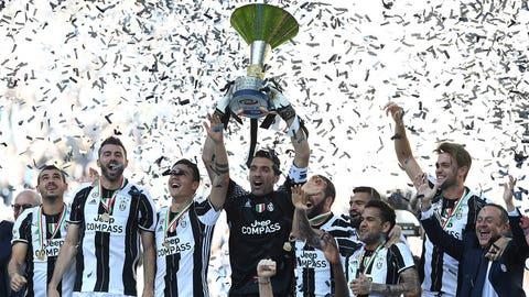 Juventus: $1.26 billion