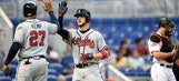Braves LIVE To Go: Flowers' big night helps Atlanta pick up much-needed win in Miami