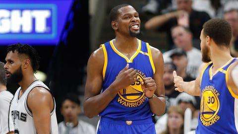 5. Kevin Durant: $60.6 million