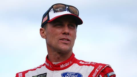 Kevin Harvick, 4th in points