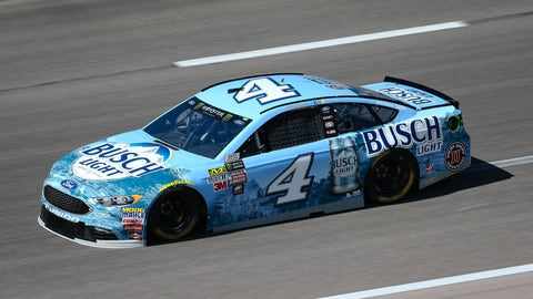 Kevin Harvick, 347 (3 playoff points)