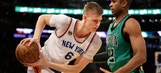 Kristaps Porzingis claims he was hacked in tweet about Clippers