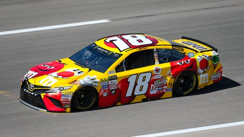 Kyle Busch, 325 (2 playoff points)