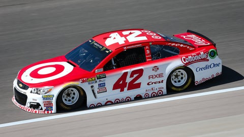 Kyle Larson, 475 points (7 playoff points)