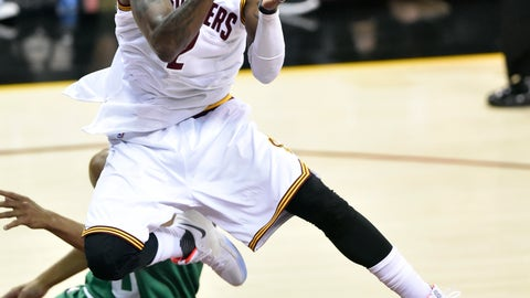 Kyrie Irving continues to save LeBron James