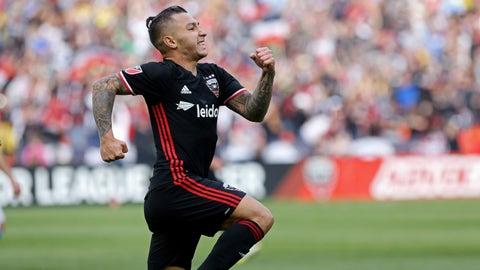 D.C. United: Luciano Acosta